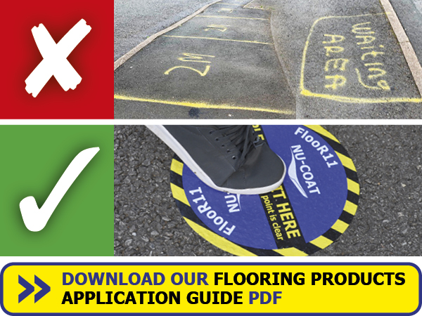 Tried, tested & approved floor media