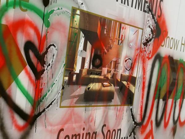 Speciality Anti-Graffiti Films