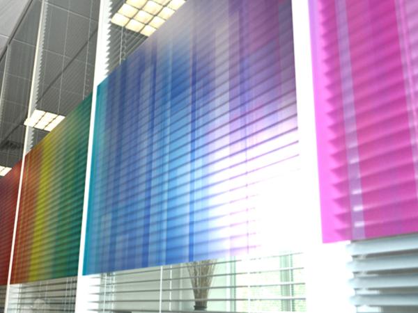 P65-W-P Decorative Window Etch Film